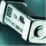 小型UMT-H表面贴装保险丝的额定电流高达50A