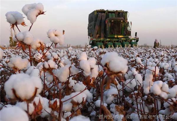 易驱电气 | 助力中国纺织业进行时