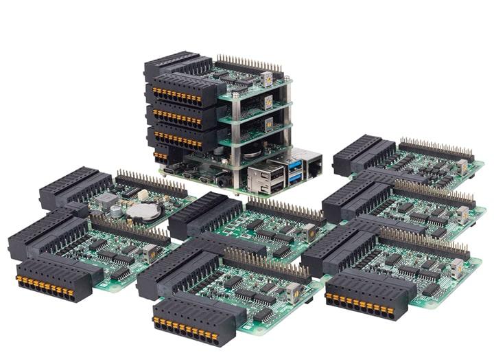 最新推出Raspberry Pi板卡「CPI系列」
