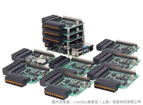 康泰克最新推出Raspberry Pi板卡「CPI系列」