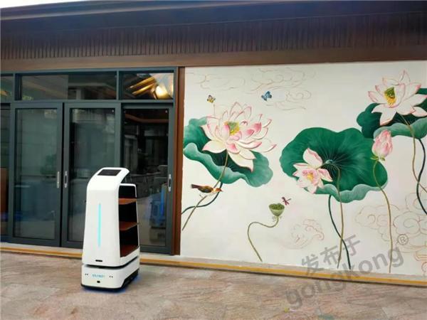 西克携手千里眼机器人助力餐企打造智能化餐厅