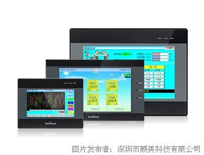 顾美科技QM3G系列PLC一体机