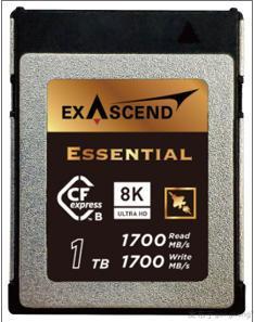 2021 至譽科技   CFExpress 2.0 電影攝影優化卡