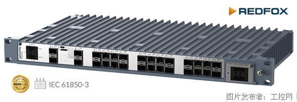 Westermo新產品:適用于變電站自動化應用的網管型以太網交換機
