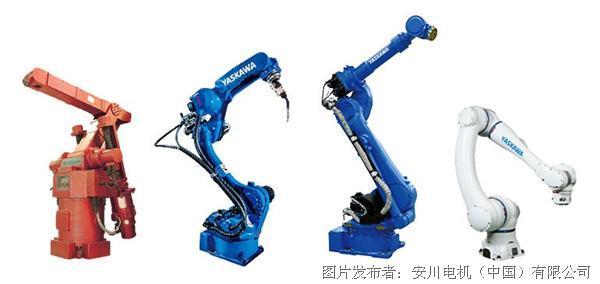 工業機器人MOTOMAN累積出貨臺數達成50萬臺