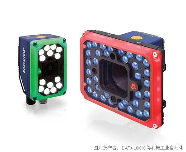 超凡卓越 | Datalogic得利捷P2X系列緊湊型智能相機 – 具有強大的視覺系統功能!