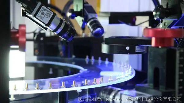 华北工控 | 嵌入式计算机在机器视觉系统中的应用