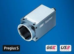 堡盟搭载Sony Pregius S传感器的2400万像素紧凑型CX系列相机