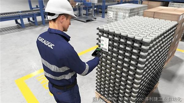 内部物流   货物和数据在各行业中的内部流程数字化!