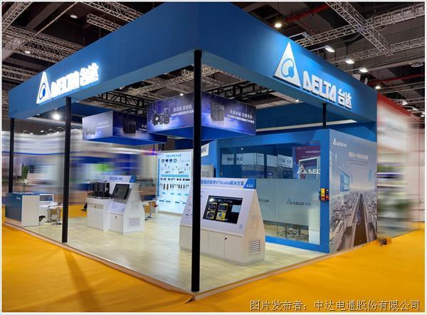 台达出席上海泵管阀展协助泵管阀产业对接智能制造