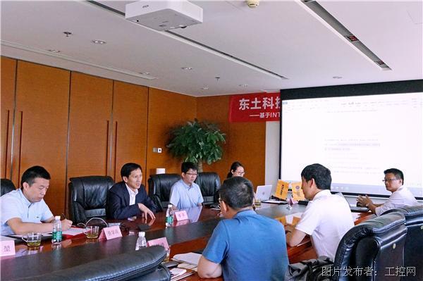 東土科技牽手碩博電子,打造全國產化通用電子平臺