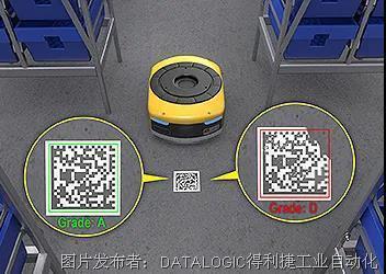 """物流搬运开启自动模式,Datalogic得利捷为智能""""黑科技""""引航!"""