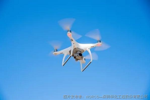 无人机来送餐,华北工控嵌入式计算机硬件可提供有效助力!