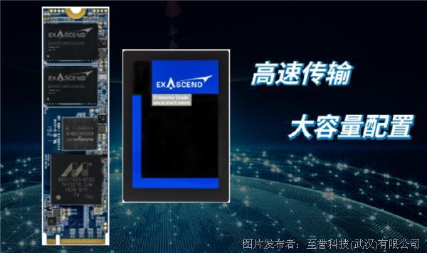 企业海量存储首选:至誉科技企业级飙速耐用M.2、U.2 SSD