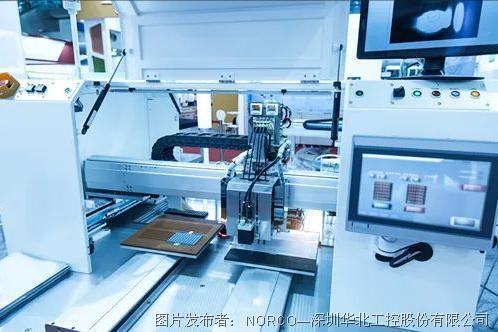 觸摸屏高效檢測,華北工控可提供機器視覺系統專用嵌入式計算機