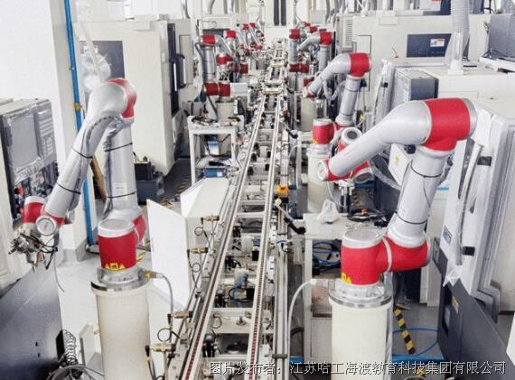 人工智能賦能千行百業 協作機器人迎市場藍海