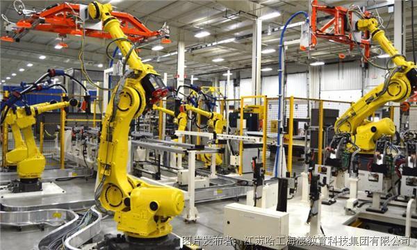 工業機器人行業研究:工業自動化+國產替代雙輪驅動行業高增長