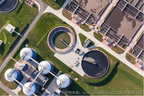 防治水污染,華北工控可提供水質在線監測系統專用計算機