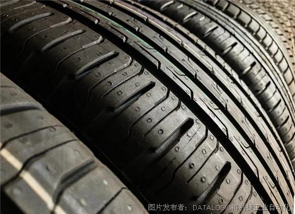 案例分享 | Datalogic得利捷T47:灵活实用,帮助轮胎条码定位的高性价比之??!