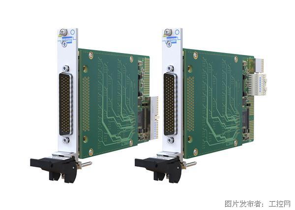 英国Pickering公司推出新款PXI/PXIe多路复用开关模块 支持MIL-STD-1553测试