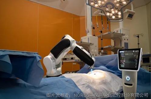 讓機器人做骨科手術,華北工控可提供計算機硬件助力!