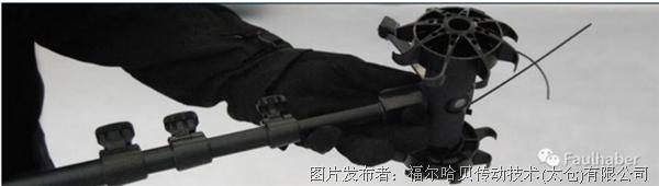 让应急救援更科学高效!Faulhaber微驱动为侦察机器人提供超强动力!