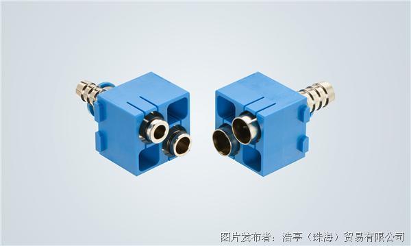 适用于压缩空气、储能和以太网的全新Han®??? width=
