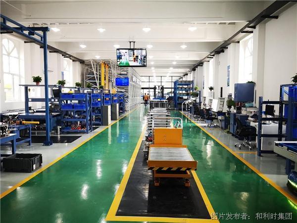 創新產業升級,堅實檢修保障——和利時承建綏德工電段標準化檢修基地順利建成投產