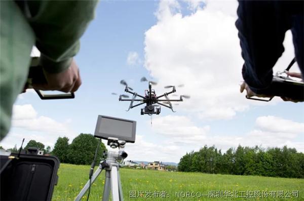 数字农业新机遇 | 华北工控推出农用无人机控制系统专用嵌入式板卡