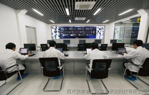讯记科技工业串口网关应用于数据中心(机房)监控案例