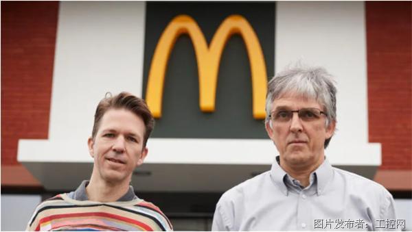 让美食飞起来   麦当劳联手万可数字化升级