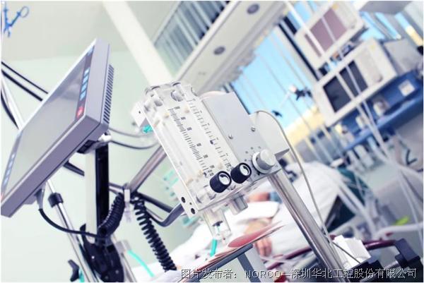 医疗设备数字化,华北工控嵌入式计算机助力数字胃肠机可靠运行