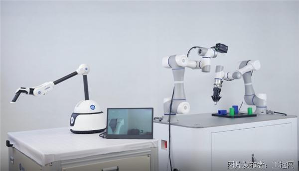 越疆科技发布首款自研遥操作机器人,突破人机协作新高度!